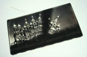 Postcard. Alexander Nikiporets