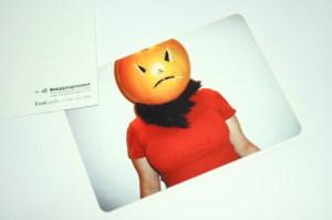 Postcard. Lena Nasibullina