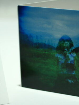 Postcard. Viktor Ginzburg