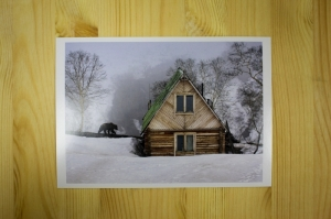 Postcard. Igor Shpilenok
