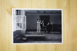 Postcard. Valeri Nistratov
