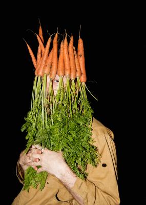 Igor Samolet, Carrot King, 2015