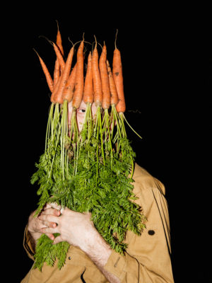 Igor Samolet, Carrot King, 2015